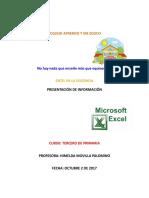 Himelda Movilla Excel