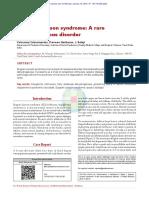 Sogren-Larsson syndrome - a rare neurocutaneous disorder_subramanian2016.pdf