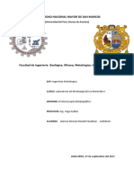 Informe de Metalurgia 11111