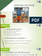 00 Presentaciòn Docente - Geotecnia