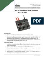 Wa 9867 Manual