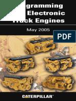 156854675 Diagrama Electrico Del Motor C11 C13 CATERPILLAR