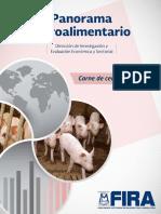 Panorama Agroalimentario Carne de Cerdo 2016