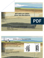 Downhole Mud Motors