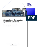 Refrigeration Systems for Operators