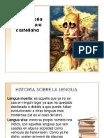 Breve Historia de La Lengua