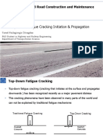 Pavement Fatigue Cracking