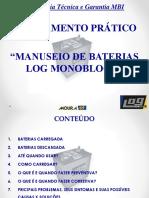 Guia de conservação de baterias