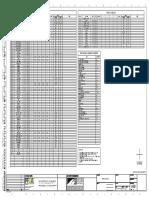 a58 Finish Schedule-model