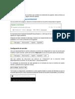 Instalación y Configuración Del Servidor Web Apache