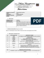 Ficha de Lect 3a Versión