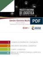 Encuesta Nacional Logística 2015 – Presentación de Resultados Director DNP.pdf