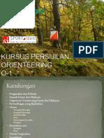 Slide Orienteering O1