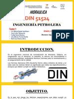 Din 51524 Ingeniero Sergio