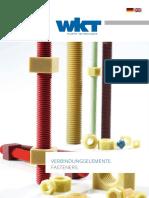 WKT Threaded Rods Nuts