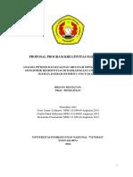 2-11-2016 Proposal PKM-P 2016 - Copy