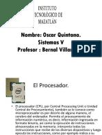 Procesadores Cpu