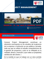 Clase 1 Project_management Introduccion Generalidades
