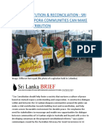 NEW CONSTITUTION & RECONCILIATION  SRI LANKAN DIASPORA COMMUNITIES CAN MAKE A VITAL CONTRIBUTION.docx
