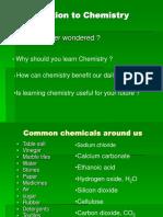 Chemistry f4 Presentation-Introducing Chemistry