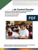 Normas Primarias 2012 2013