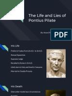 pontius pilate io - anna odrowsky