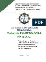 31 Caso Formulacion Presupuesto Maestro Industria Panificadora Ny Sac Enunciado (2)