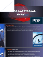 OSHA 10 Slides 05 - Cranes and Rigging