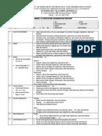 Abdominal Examination Form 13 April 2016