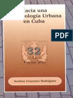 032 Antropología urbana cubana