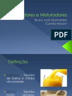 Agitadores - Seminário - Bruno e Camila.pptx
