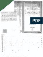 Eimeric, Nicolau - El manual de los Inquisidores. Introducción.pdf