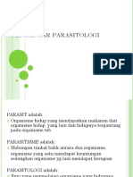 Pengantar Parasitologi New