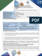 Guía de Actividades  Fase 2 Planificar El Sistema de Gestión de La Calidad