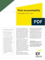 Ey Risk Governance 2020 Risk Accountability