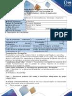 Guia de Actividades y Rúbrica de Evaluación - Fase 1 Identificar Los Fundamentos de La Calidad y Antecedentes de La Norma ISO 9001 2015