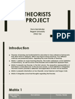 Theorists Project