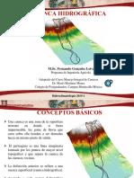Presentacion 8. Cuenca Hidrografica