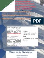 YACIMIENTOS HIDROTERMALES.pptx