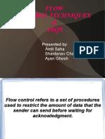 Flow Control & ARQs