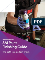 3m paint finishing