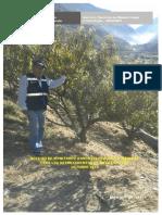 Informe de evaluación agrometeorológica