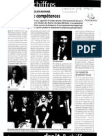Colloque Interprofessionnel Avocats-Notaires Du 24 Octobre 2008