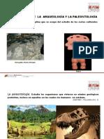 La Paleontología en Venezuela