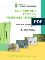 Eb0228_Insect and Mite Pests on Vegetable Legumes
