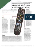 Control Remoto Las Últimas Noticias