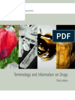 Terminology and Information on Drugs-3rd Edition