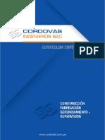 Brochure Cordovas