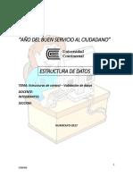 Estructura de datos expo 1