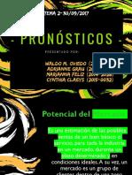 Pronostico Expo